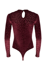 Lofty manner - Bodysuit Axelle red