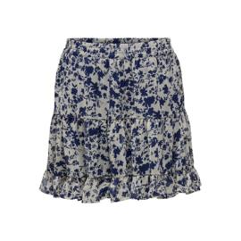JDY - IBI skirt SODALITE BLUE FLOWER
