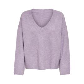 JDY - Rubi pullover viola