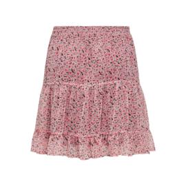 JDY - IBI skirt  RHODODENDRON FLOWER