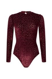 Lofty manner - Bodysuit Axelle red