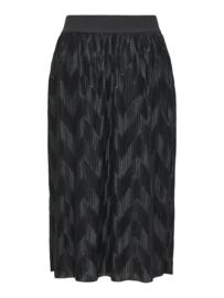 JDY - Maci pleated skirt black