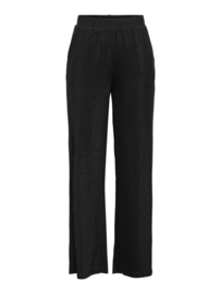 JDY - Pica wide pant black lurex