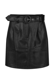 Lofty manner - Skirt salomé black