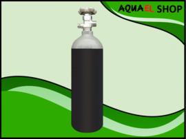 CO2 hervulbare gasfles 3750 gram