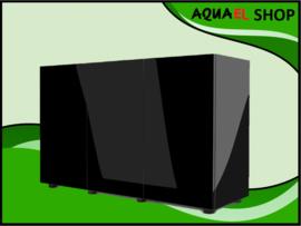 Glossy 120cm aquarium meubel zwart