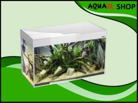 Aquael Glossy 80 wit aquarium