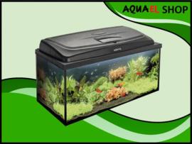 AQUA4 FAMILY recht aquarium set compleet