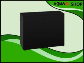 Aquael OptiSet 80 Black aquarium meubel