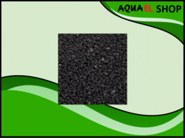 color gravel black / aquarium grind zwart 1KG