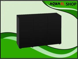 Aquael OptiSet 120 Black aquarium meubel