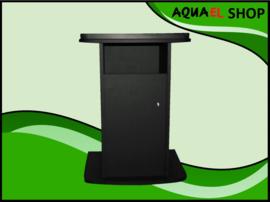 Aquael Pacific  aquarium meubel zwart