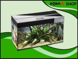 Aquael Glossy 80 zwart aquarium