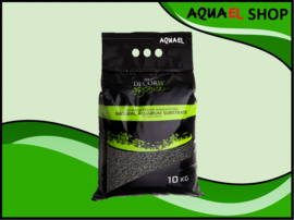 Natural gravel basalt 2-4mm / aquarium grind zwart 2-4mm 10KG