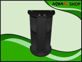 Aquael Ocean  aquarium meubel zwart
