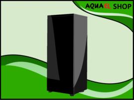Glossy Cube 50cm aquarium meubel zwart
