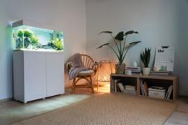 Aquael OptiSet 200 Aquarium Wit - 100cm met meubel