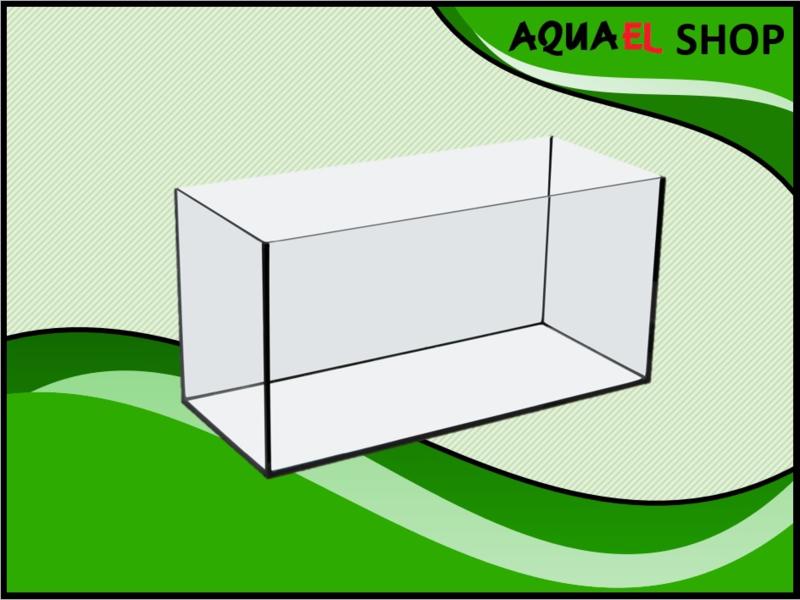 Volglas aquarium 100x40x50cm