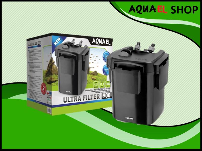 Ultra 900 - aquarium buiten filter