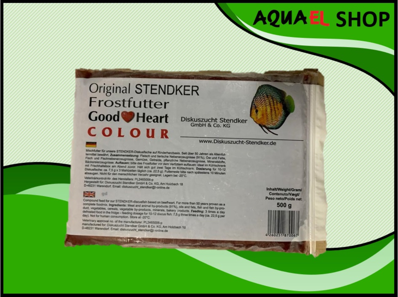 Stendker Goodheart Colour 500 gram discusvoer