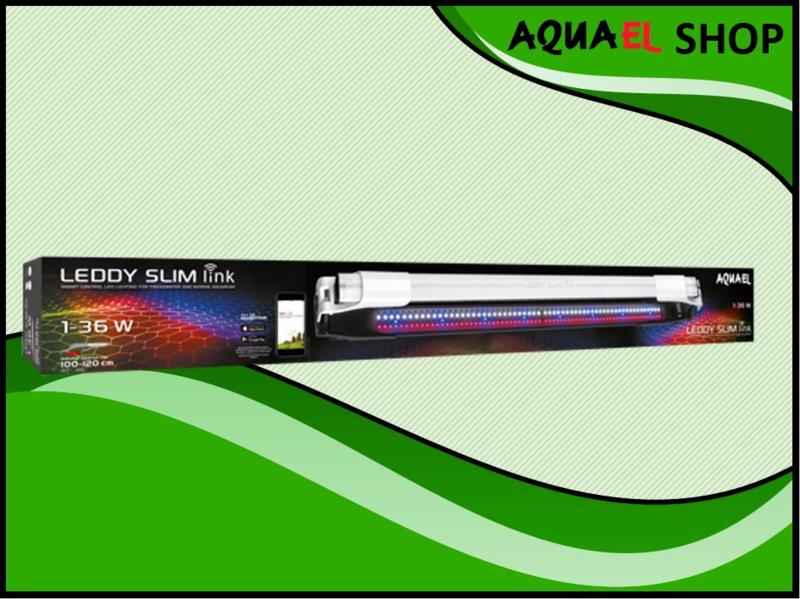 Leddy slim LINK 1-36watt / 100-120cm - bedien uw LED lamp via de app