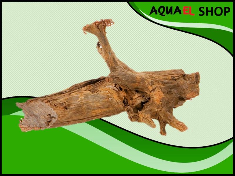 Fine sinking wood 27-35cm  - Aquarium decoratie mangrove hout