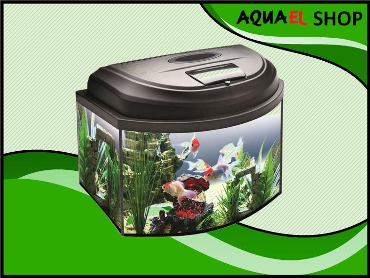 AQUA4 KIDS 40 panorama aquarium set compleet