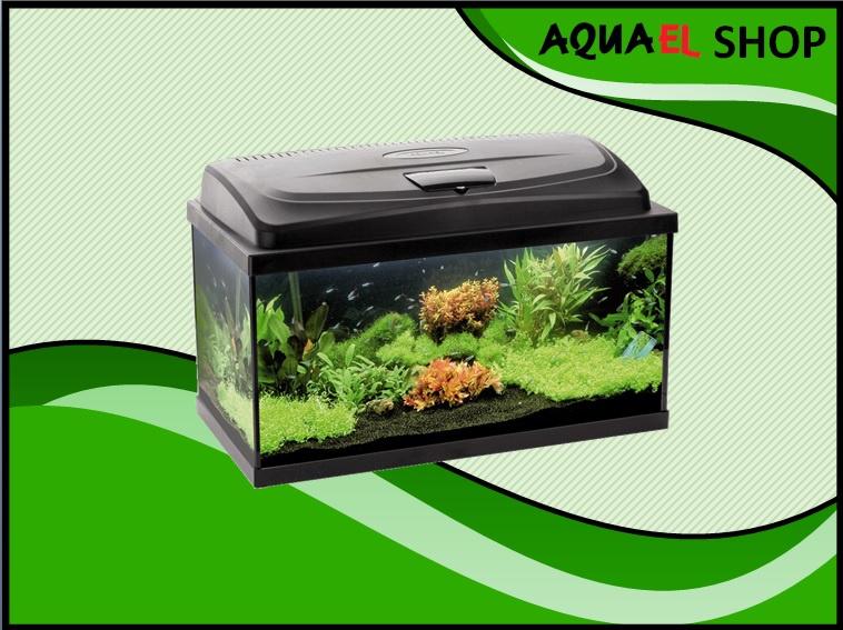 AQUA4 START 60 recht aquarium set compleet