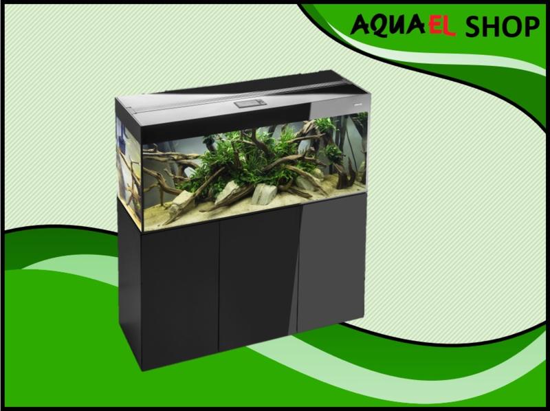 Aquarium Kopen Aquael Glossy Cube 50 Zwart Aquarium