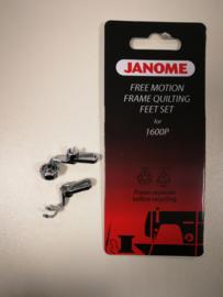 Janome ruler foot