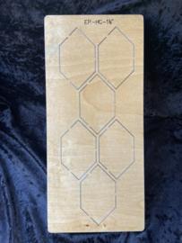 Honeycomb 1 1/2  inch