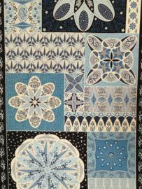 Panel Blue