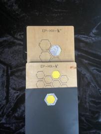 Hexagon 1/2 inch