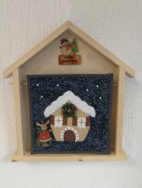 Kersthuisje 2