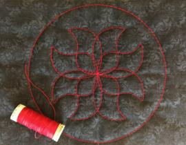 Mettler silk finish cotton No.28