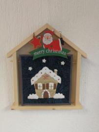 Kersthuisje 1