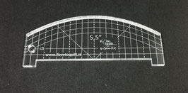 Straight and Curved ruler