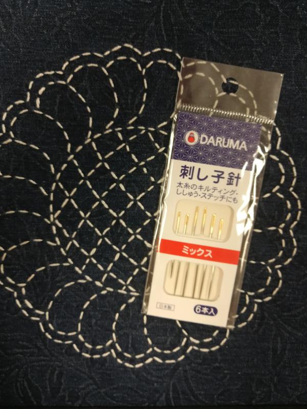 Sashiko naalden