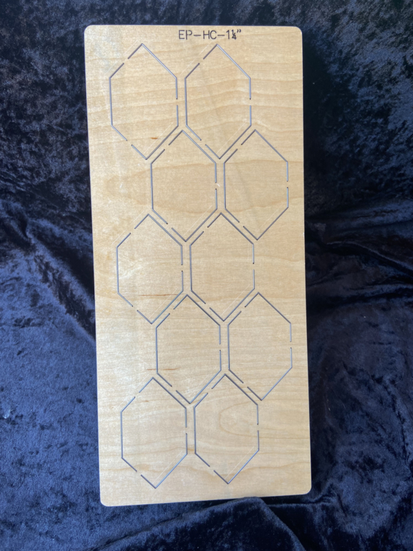 Honey comb 1 1/4 inch