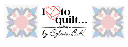 I love to quilt