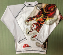 Rash Guard long sleeve dragon