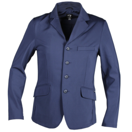 HORKA Heren Rijjas Triumph Softshell blauw