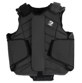 HORKA Flexplus Bodyprotector Junior Zwart
