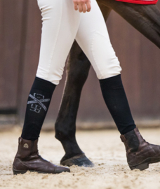 Oxer Socks - zwart - 2 paar