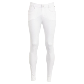 BRPS Riding Breeches Capricorn Men ¾ Self-fabric seat with silicone grip print