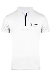 BUSSE Wedstrijdshirt OWEN-JUNIOR II wit