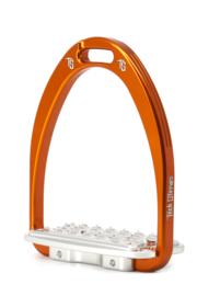 Tech Stirrups stijgbeugel SIENA oranje