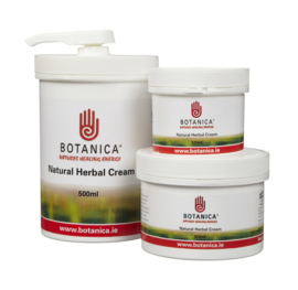 Botanica Herbal Cream 500ml
