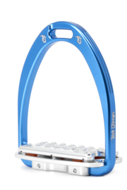 Tech Stirrups Siena Plus jumping blauw