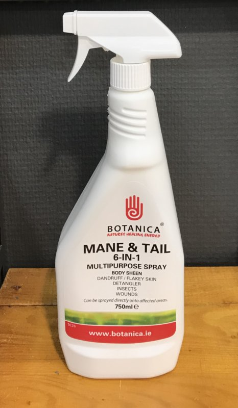 Botanica 6 in 1 spray